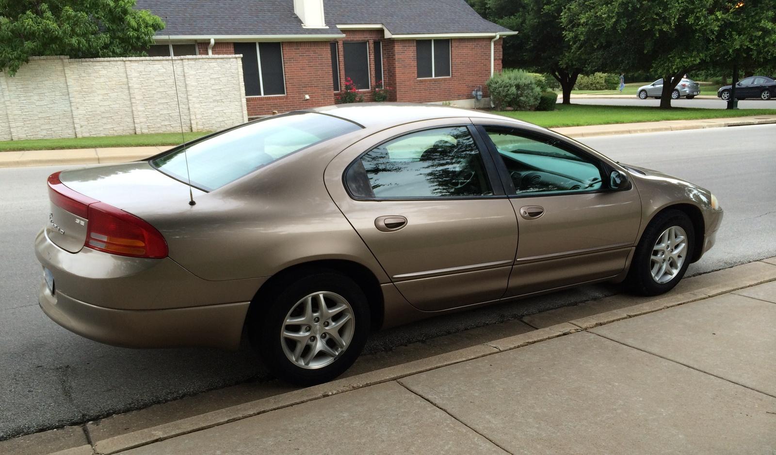 03 Dodge Intrepid Interior