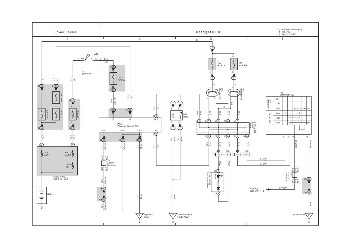 2004 dodge ram electrical diagram