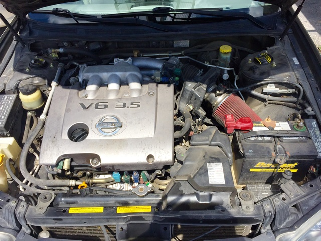 33 2003 Engine Nissan Xterra
