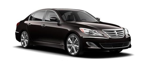 2014 Hyundai Genesis Overview Cargurus