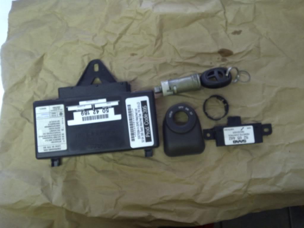 Saab 9 3 Steering Lock Malfunction