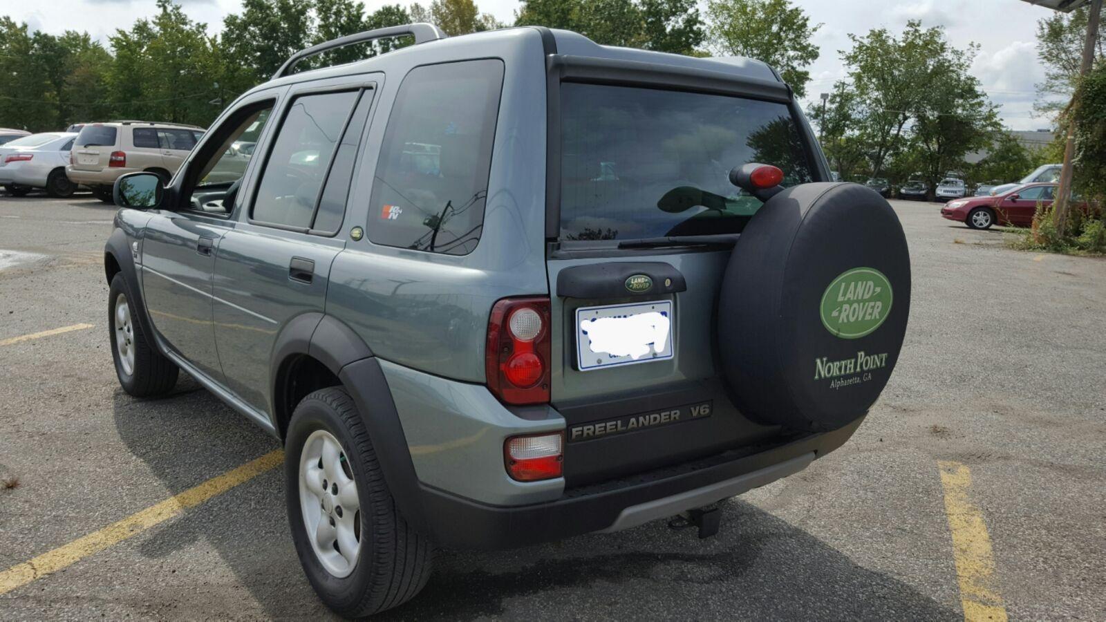 2004 Land Rover Freelander Overview Cargurus