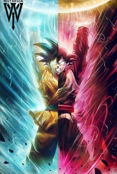 Manga Anime Anh Hùng VS Tu Tiên Liên Minh