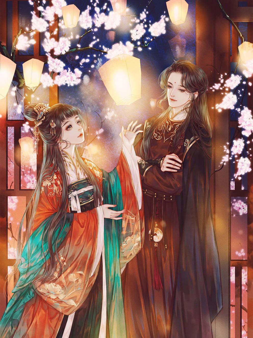 Soán Vị Hoàng Tử Kiều Nhuyễn Bạch Nguyệt Quang
