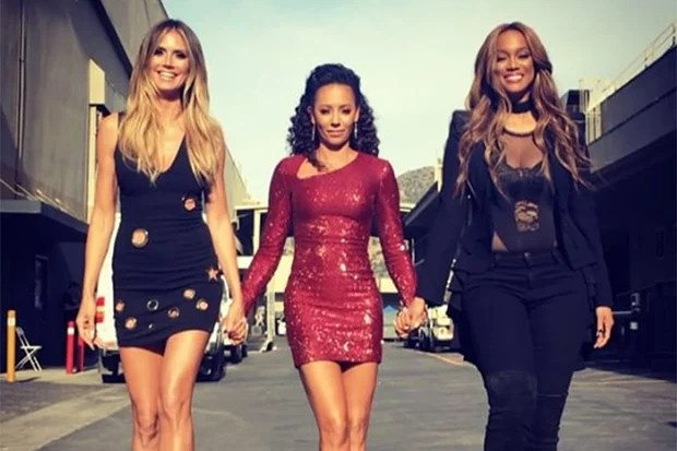 Mel B Returns to  America s Got Talent  Amid Divorce   Celebuzz