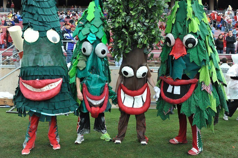 The Oddest Mascots in College Football | Cleverst