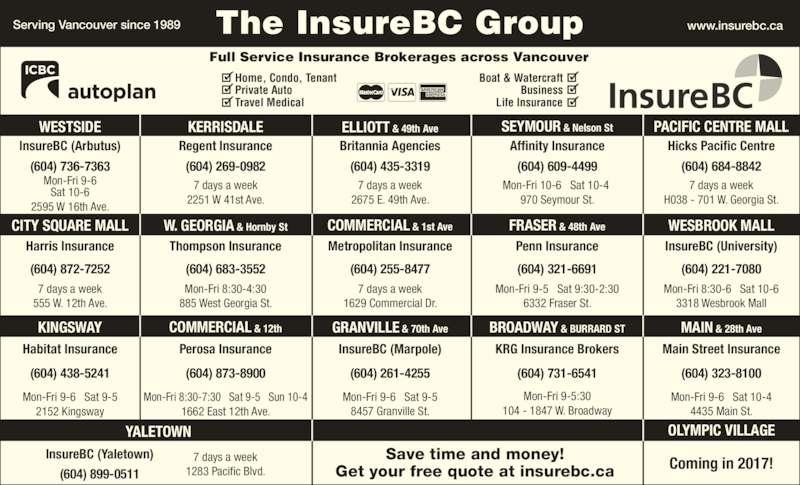Insurance Near Me Car Locations