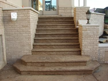 Concrete Steps Outdoor Stair Design Height The Concrete Network | Precast Basement Stairs Cost | Spiral Staircase | Walkout Basement Entrance | Concrete Products | Finished Basement | Bilco Doors