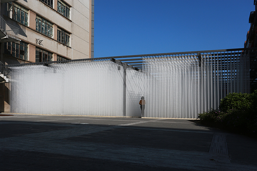 Deve Build Architecture Layers Woven Fiberglass Labyrinth