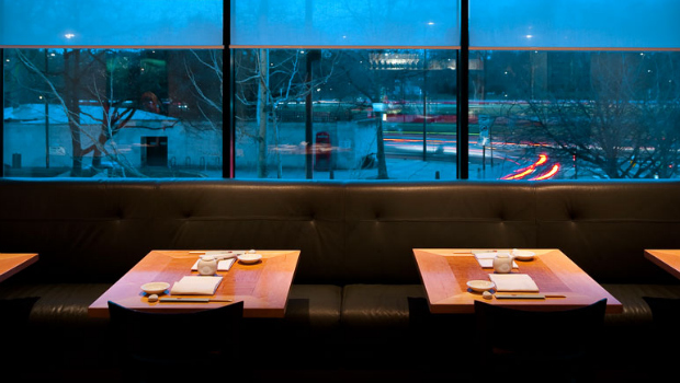 Japanese Sushi Restaurant London