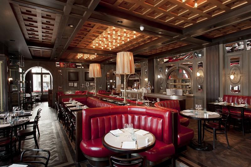 Greek Restaurant Interior Design