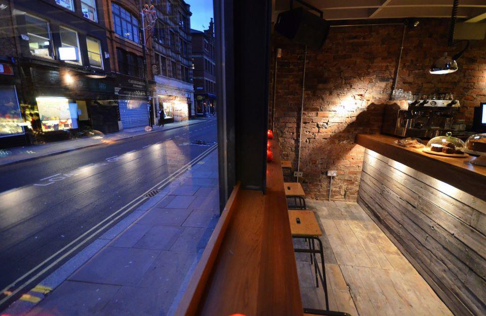 Terrace Bar Northern Quarter