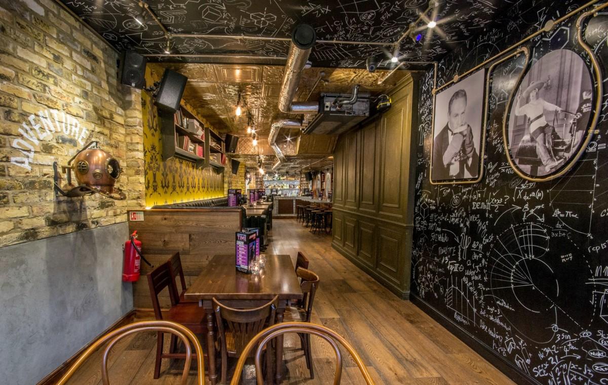 Benburb Restaurant Dublin Street