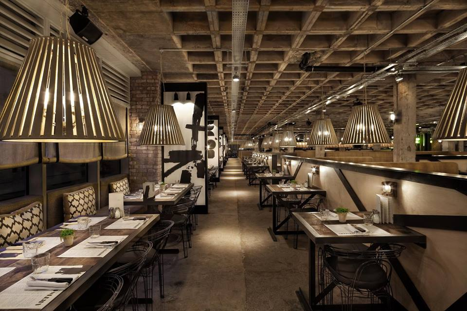 Best Interior Design Restaurant