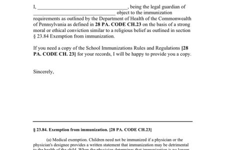 Vaccine religious exemption letter free professional resume vaccine exemption forms information by state example religious exemption letter indiana coalition for vaccination choice home facebook image may contain thecheapjerseys Image collections