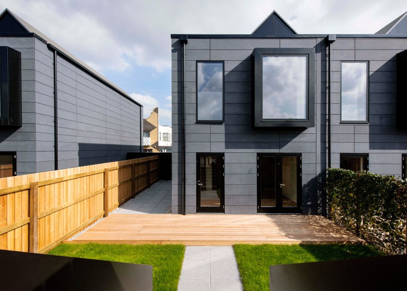 ShedKM and Urban Splash let residents design home layouts 1 of 9  House by Shedkm