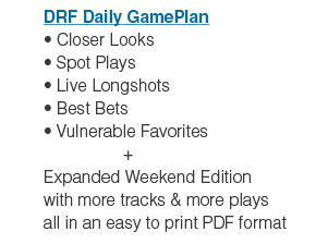 Drf Plus Access Daily Racing Form