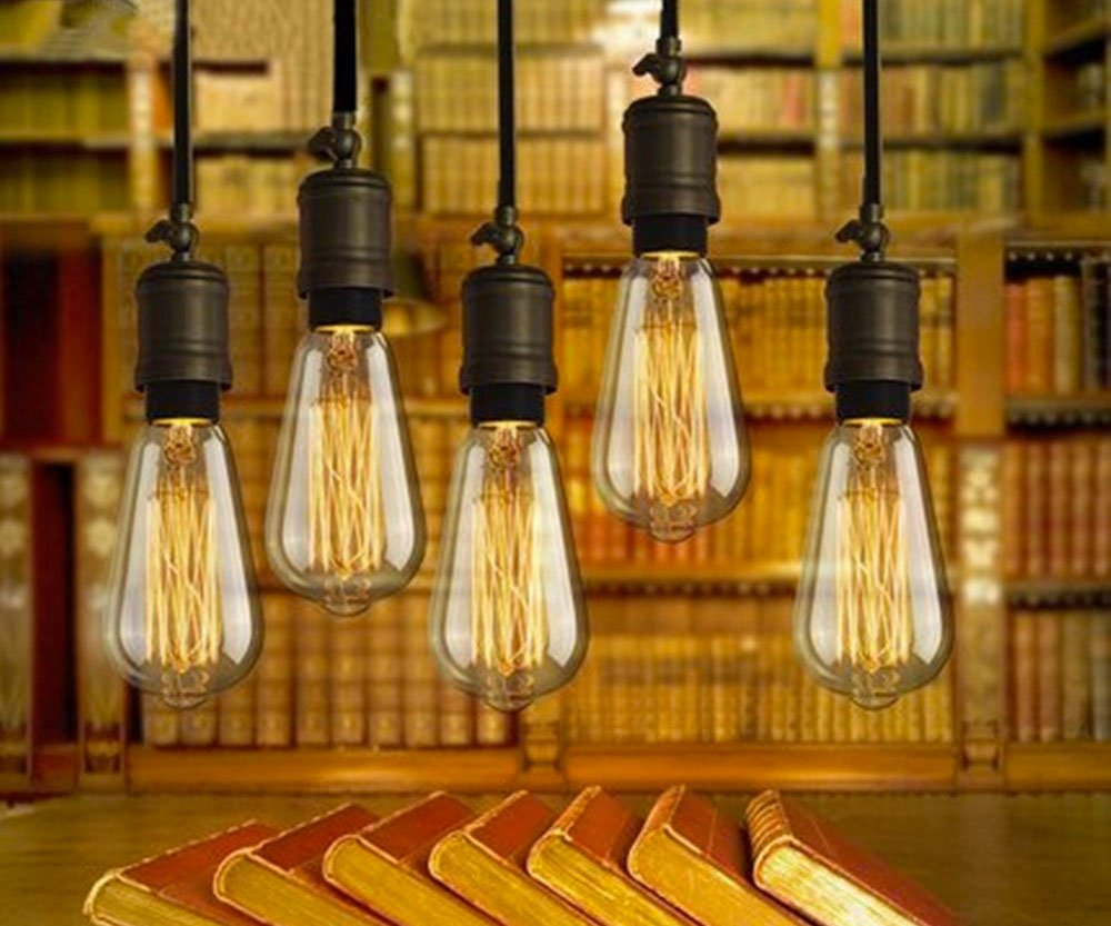 Mini Lights Style Edison Pendant