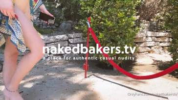 Naked Bakers Nude Morning Teasing Video Leaked