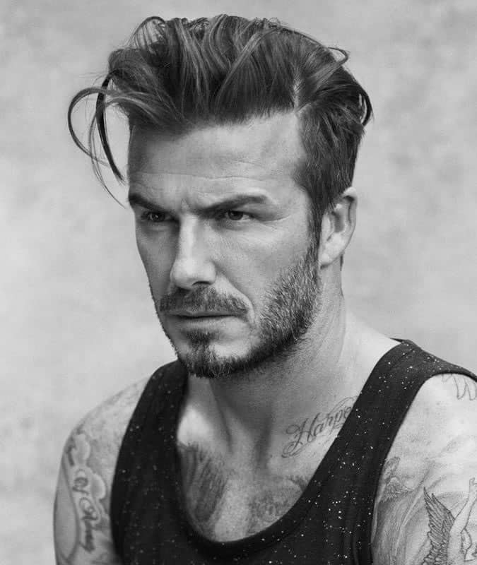 David Beckham's Best Hairstyles (And How To Get The Look ...