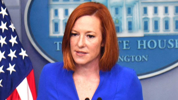 Watch Psaki downplays considerations that off-year elections are 'bellwether' amid shut VA governor's race – Google U.S. News