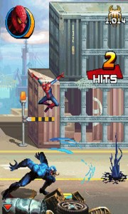 Free New Spiderman Game APK Download For Android   GetJar New Spiderman Game screenshot 1 3