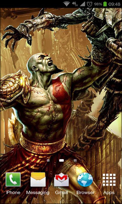 Free God Of War Hd Wallpaper Apk Download For Android Getjar