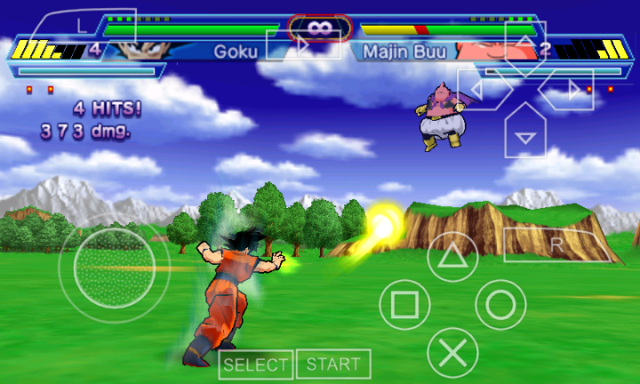 Free Dragon Ball Z Budokai Tenkaichi For Android IOS APK Download     Dragon Ball Z Budokai Tenkaichi For Android IOS screenshot 1 3