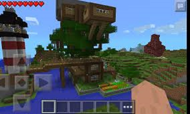 Free Minecraft 3D New Pocket Edition APK Download For Android   GetJar Minecraft 3D New Pocket Edition screenshot 3 6