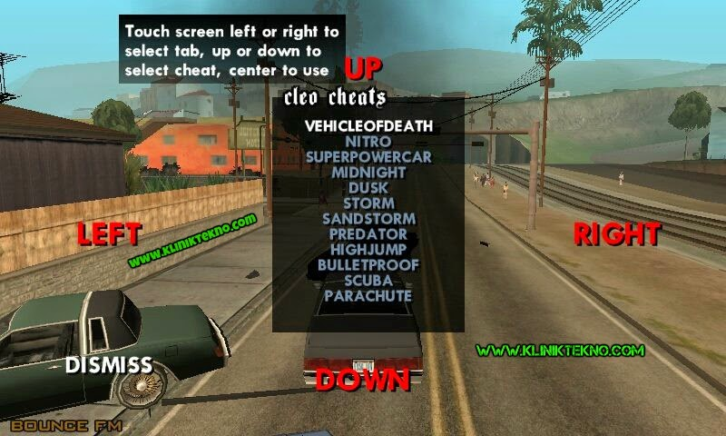 Free gta san andreas android game cheats APK Download For Android     gta san andreas android game cheats screenshot 3 3