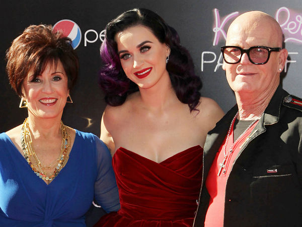 Katy Perry's father asks his congregation to pray for 'devil daughter'   Gigwise