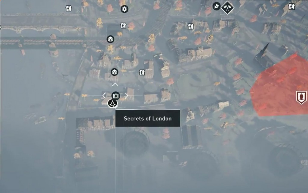 Assassins London Secrets Creed Syndicate
