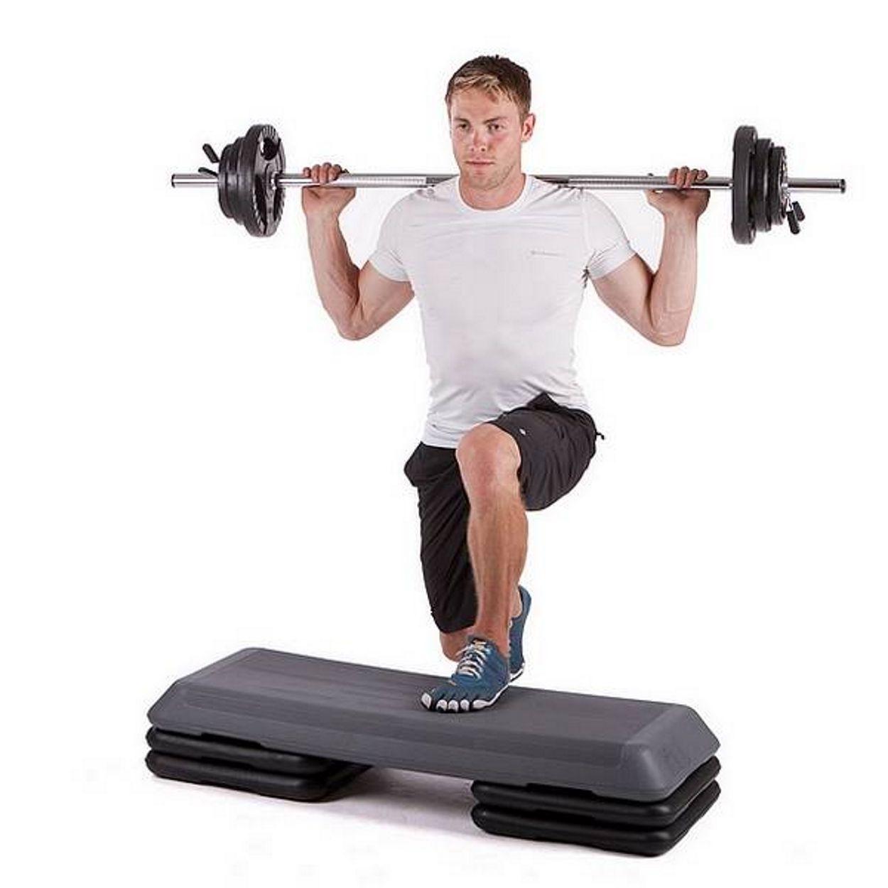 Aerobic Step Platform Risers