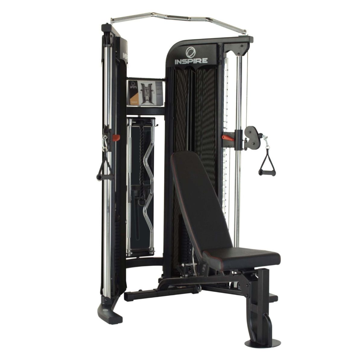 Inspire Ft1 Functional Trainer Dual Adjustable Pulley