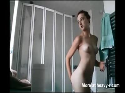 Sister Naked In Bathroom