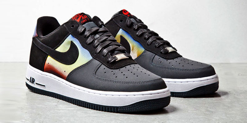 Air Low Top Force One