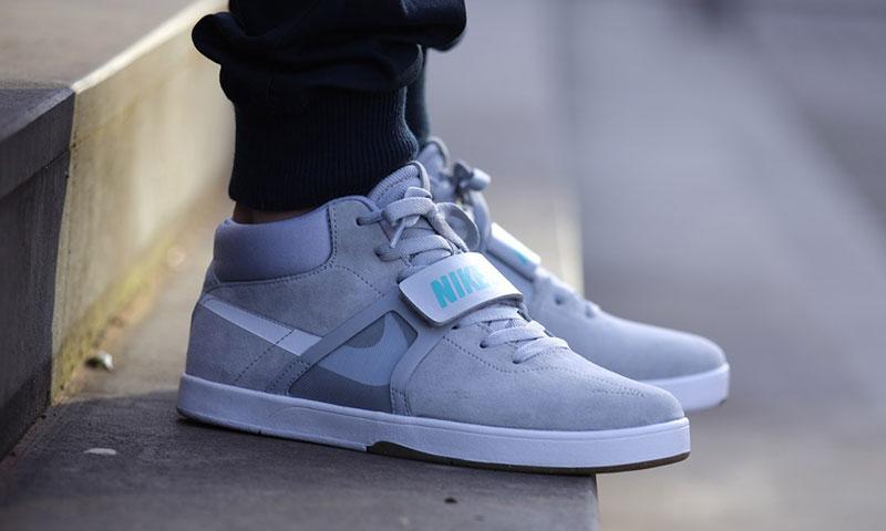 Kids Nike High Top Shoes