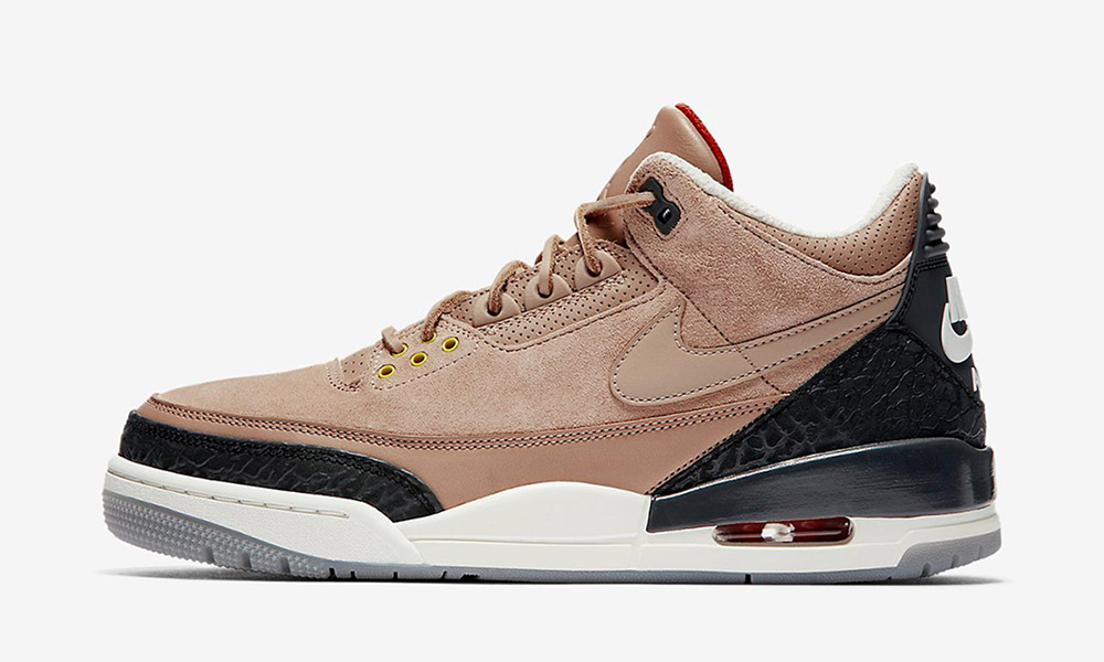 Justin Timberlake x Air Jordan 3    Bio Beige     Where to Buy Today