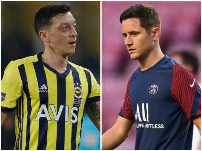 Mesut Ozil And Ander Herrera Voice Opposition To European Super League As  Players Begin To Speak Out | The Independent