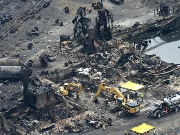 Criminal probe launched into Lac-Megantic oil train crash ...