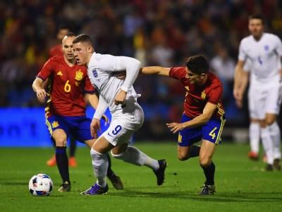 Spain vs England live: Stunning strike from Mario Gaspar ...
