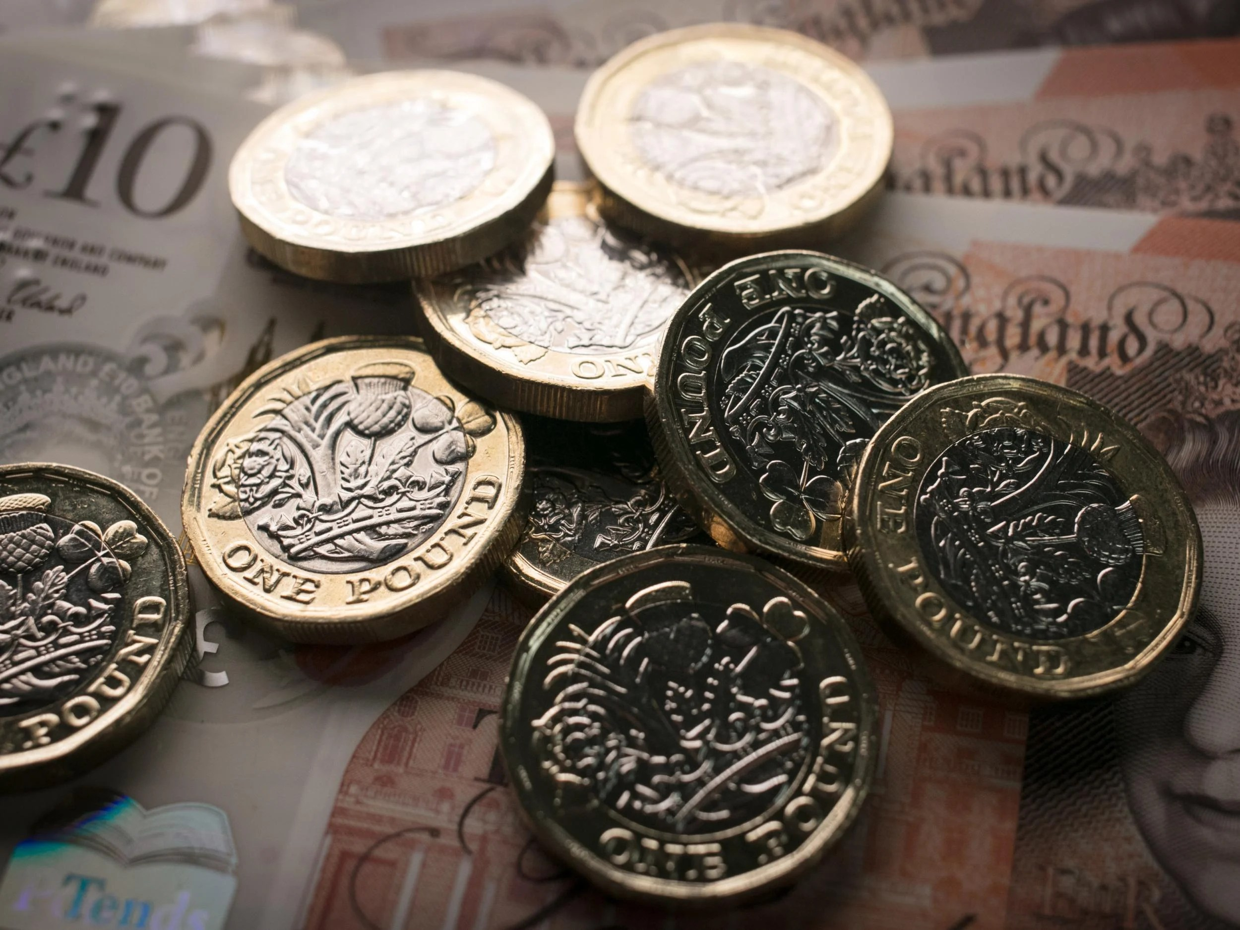 Pound Sterling Latest Strong Run Is Over As Brexit Fears