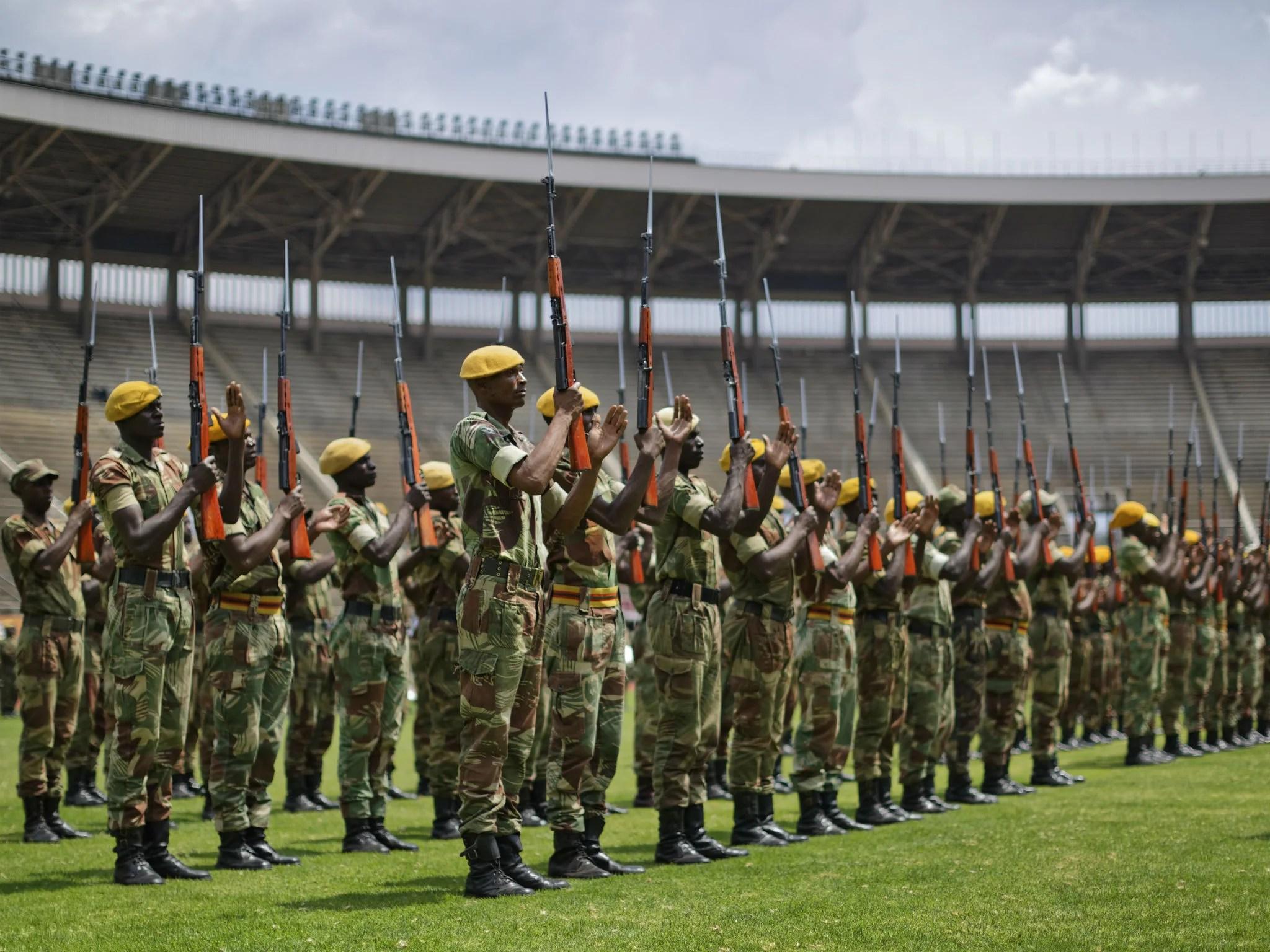 Zimbabwe latest: 'Emotional' Mugabe blocked from attending ...