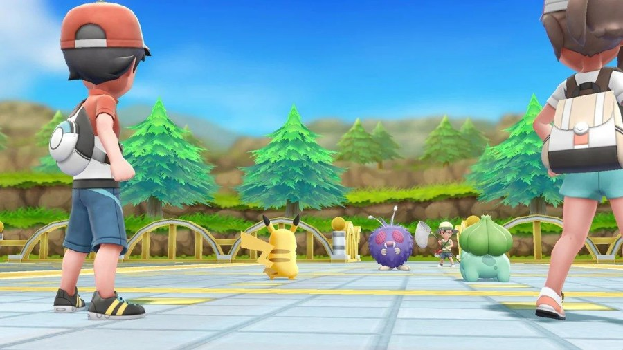 Two new Pokemon games come to Nintendo Switch  as  Pikachu Let s Go     Two new Pokemon games come to Nintendo Switch  as  Pikachu Let s Go   release date and more revealed