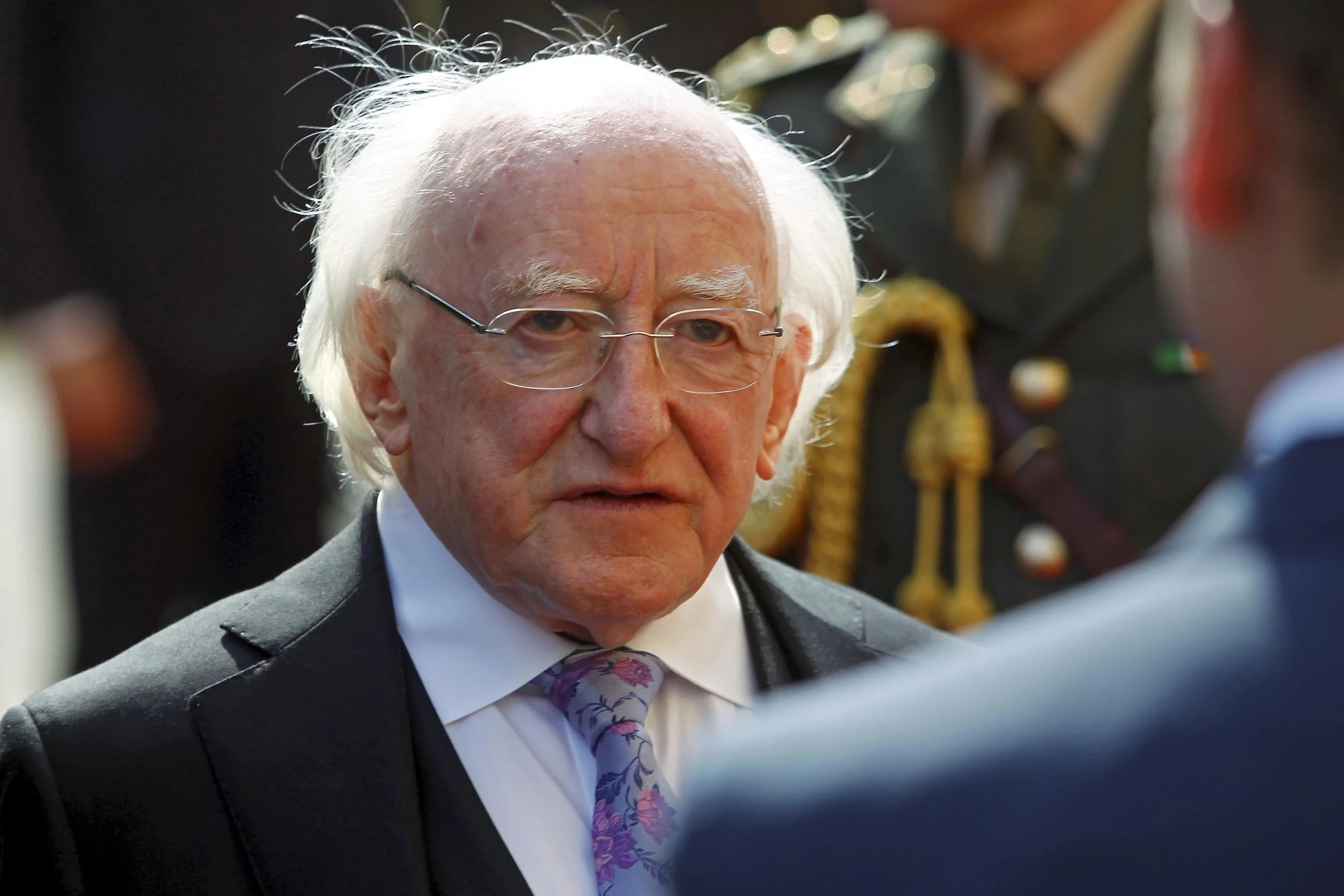 Irish Presidential Election 2018 Who Is Incumbent Michael D Higgins The Independent