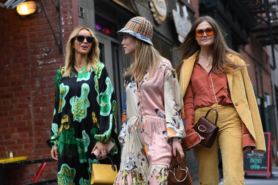 New York Fashion Week 2018  Best street style looks around the city     New York Fashion Week 2018  Best street style looks around the city