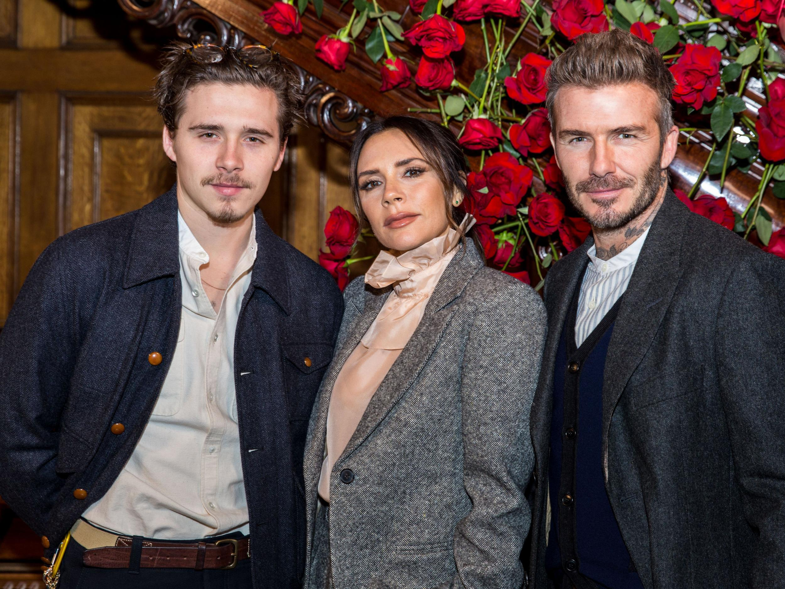 Beckham family, Sir James Dyson and Sports Direct's Mike ...