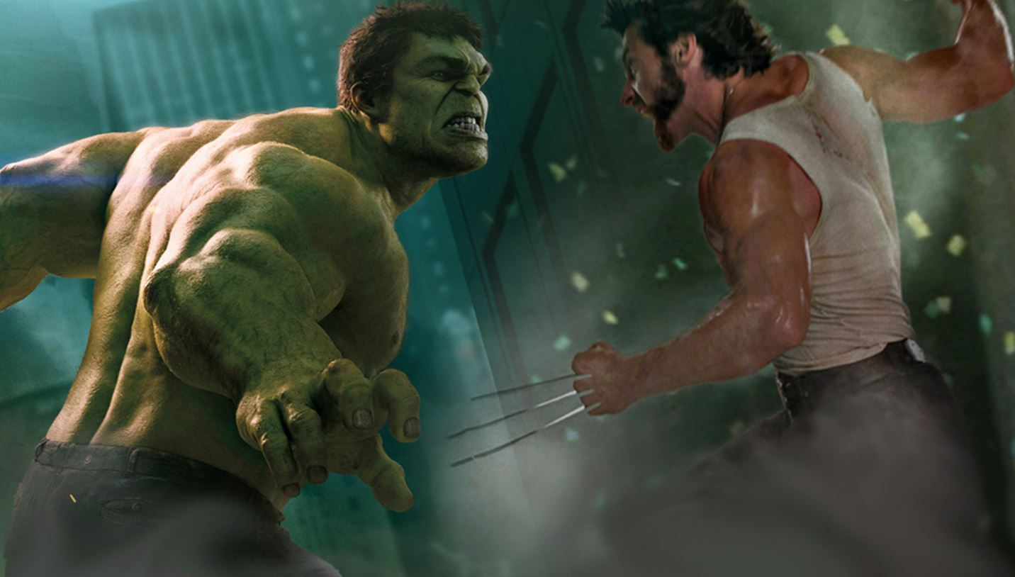 hulked out wolverine - HD1432×814