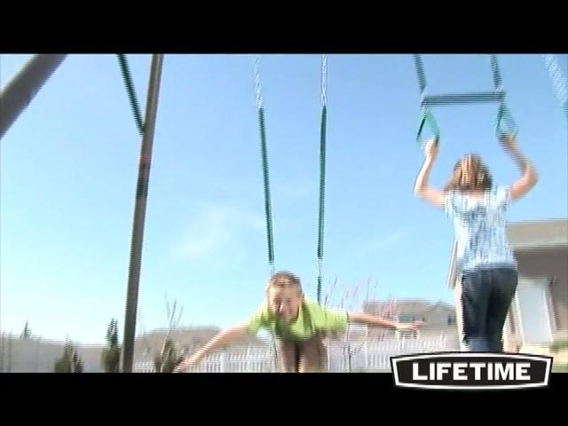Lifetime 10 Swing Set Foot