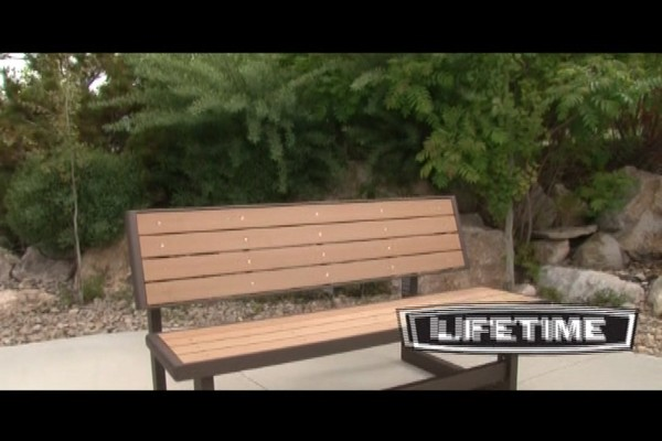 Lifetime Convertible Bench 187 Welcome To Costco Wholesale